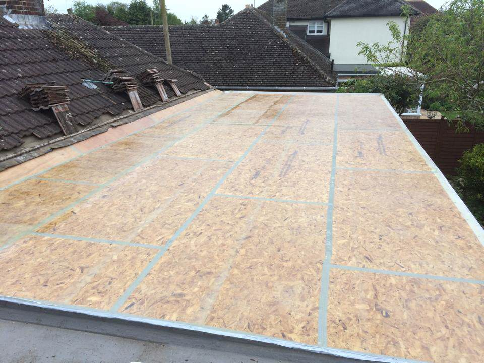 Grp Fibreglass Roofs Stamford Roofing